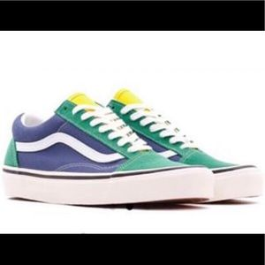 Vans Old Skool 36 DX Skateboarding Shoes Mens